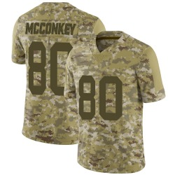 Nike Phil McConkey New York Giants Youth Limited Camo 2018 Salute to Service Jersey